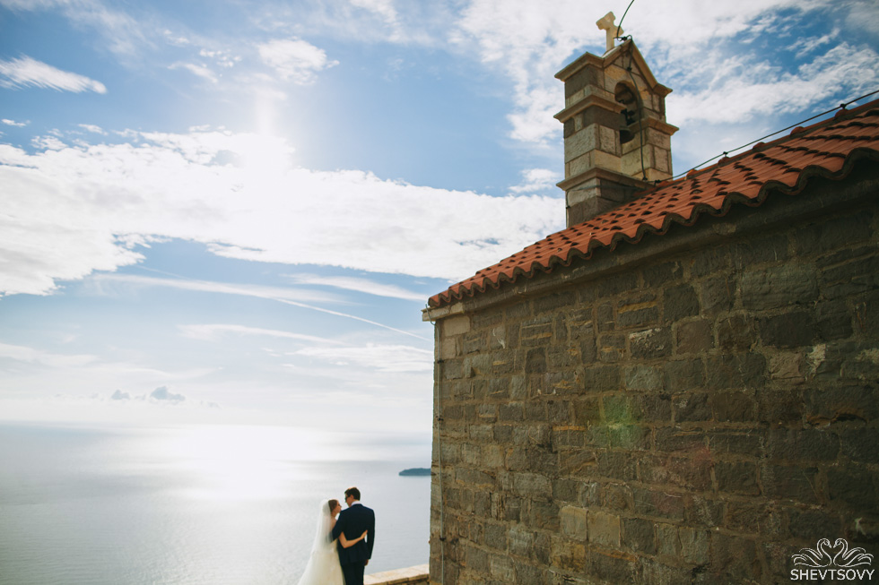 destination wedding montenegro