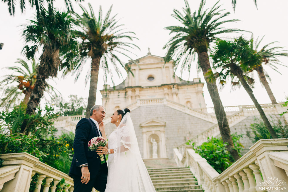 Afterwedding photography in Montenegro, Italy, Spain
