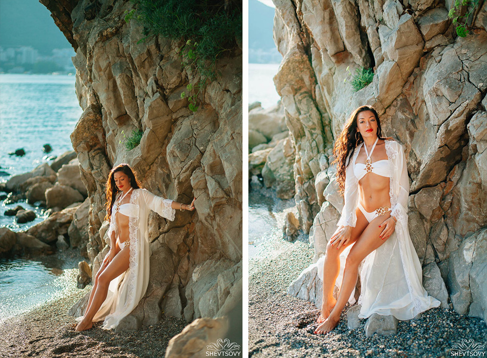 fashion photoshoot montenegro, croatia, italy