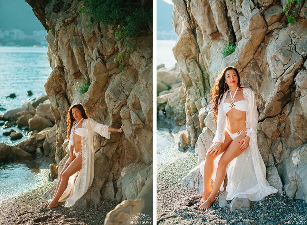 fashion photoshoot montenegro, croatia, italy