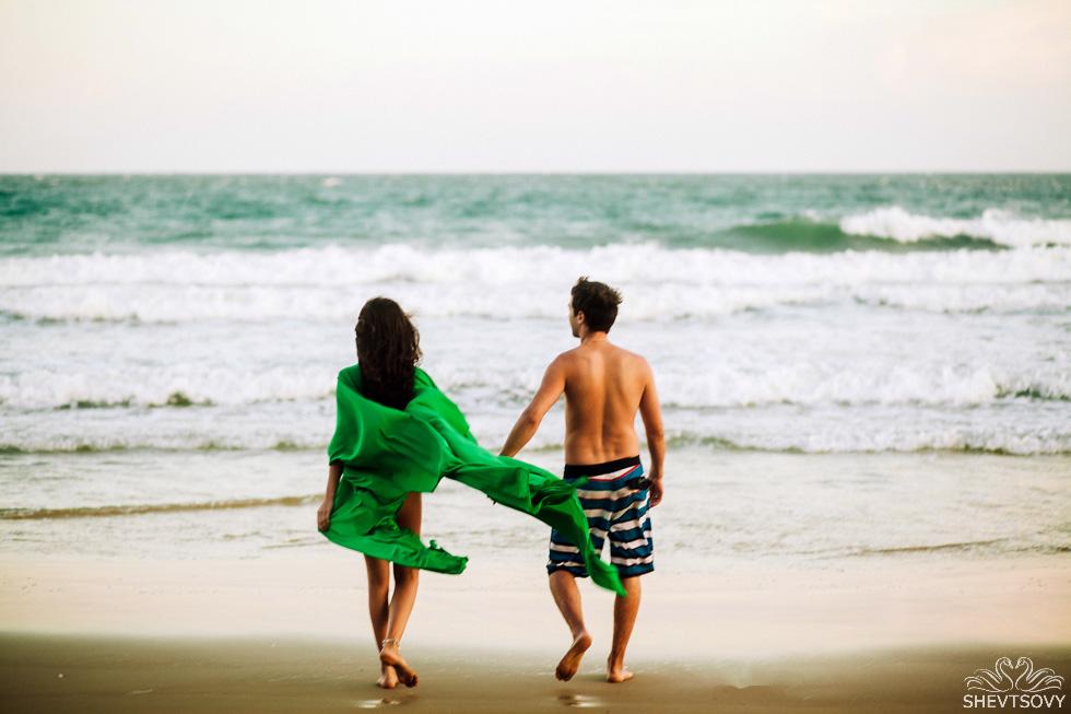 love story in Vietnam Mui Ne