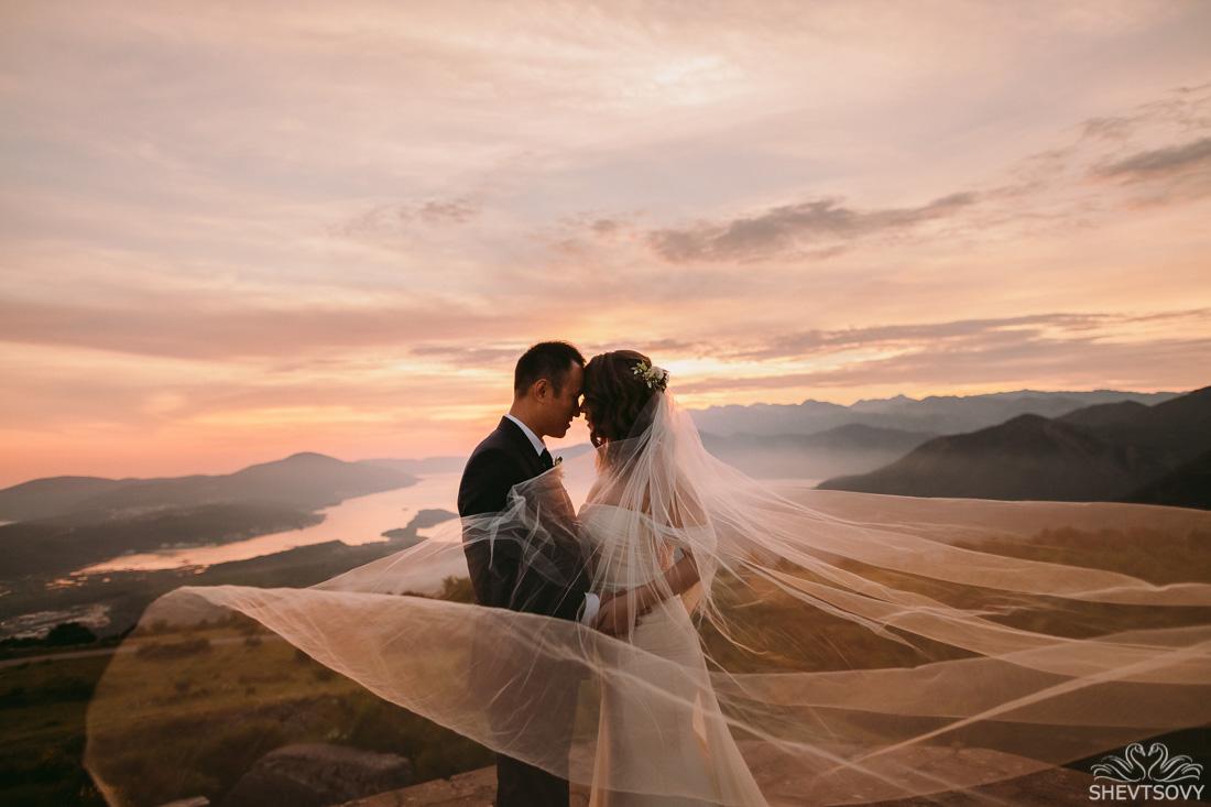 Kotor wedding photography Montenegro