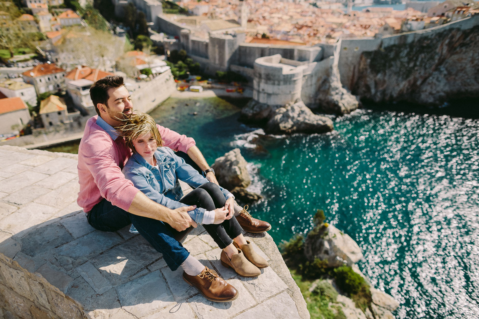 Dubrovnik Love story photographer