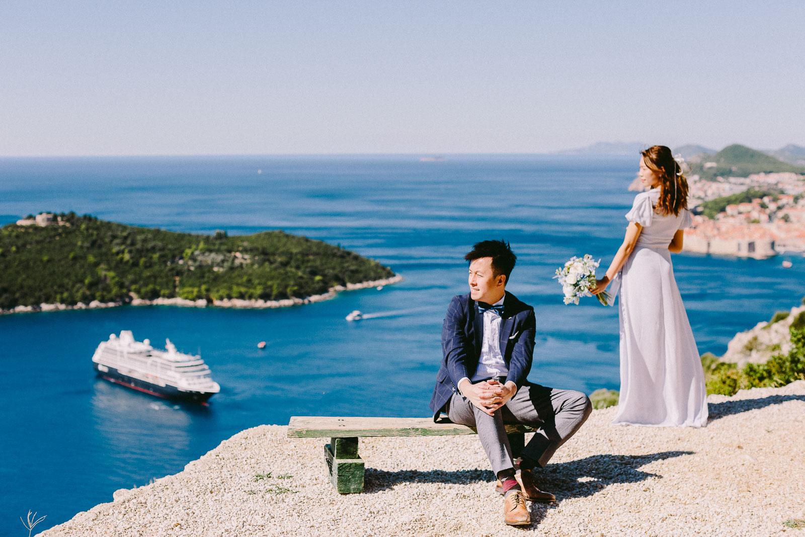 Dubrovnik honeymoon story-117
