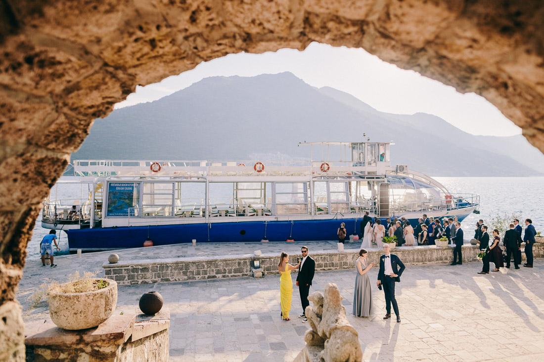 wedding in tivat porto montenegro